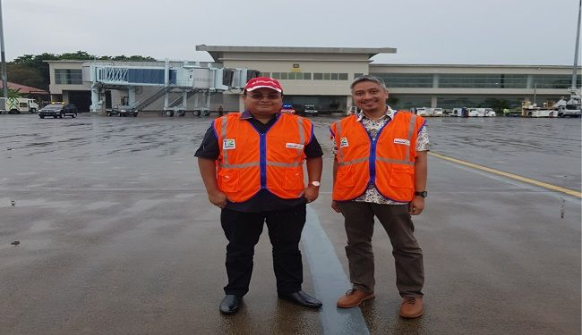 Study and Design of Capacity Improvement of Apron B With Cakar Ayam System in Juanda Airport 5