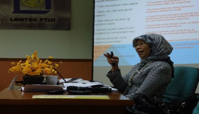 Opening of Project Assessment Training 4