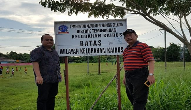 Lemtek UI Visited To South Sorong In West Papua 7