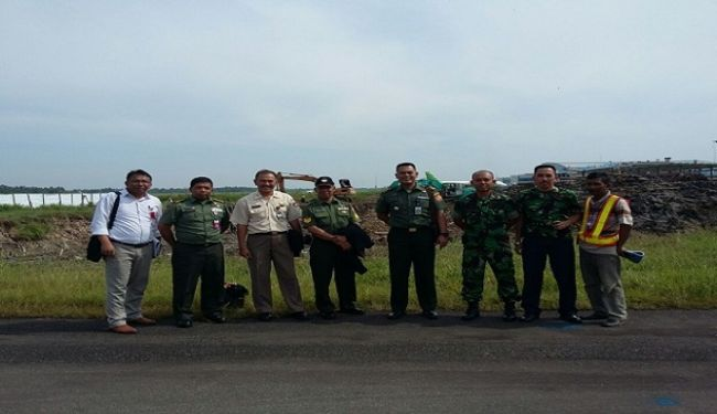 Construction Supervision of Military Base Airfield in West Kalimantan 1