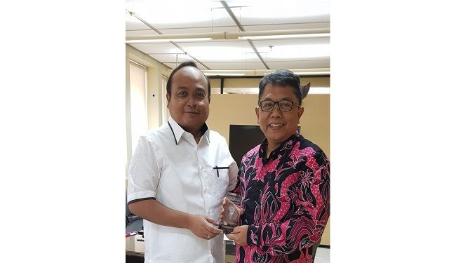 Dr Wisnu Isvara was Appointed as Acting Director of Lemtek UI 1
