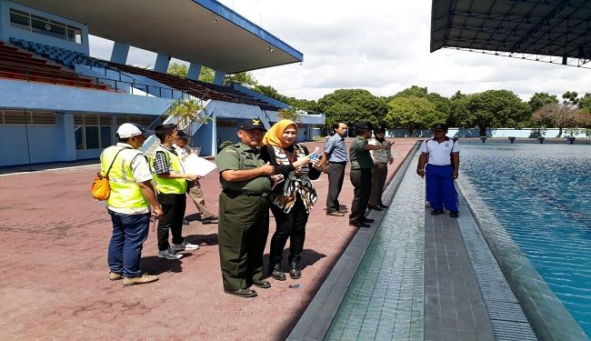 Construction Supervision on Air Force Academy Facilities Development in Jogyakarta<br> 4