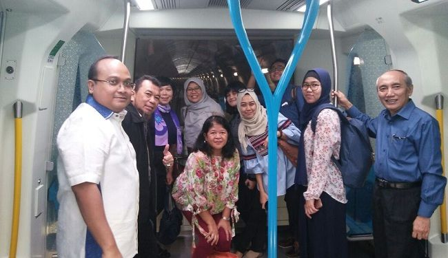 Lemtek Went To MRT Project in Malaysia 7