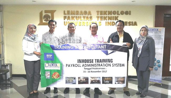Inhouse Training for Internal Management and Employees  5