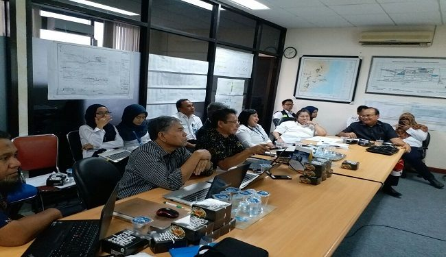 Study and Design of Capacity Improvement of Apron B With Cakar Ayam System in Juanda Airport 1